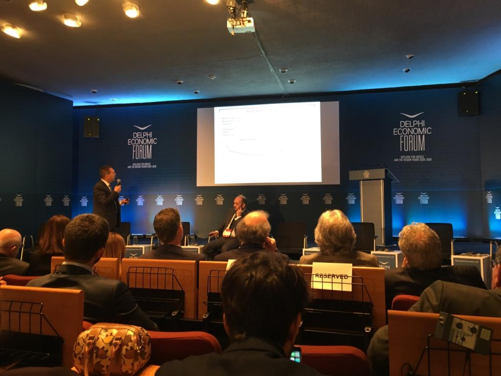 Speech by the Governor of the Bank of Greece Yannis Stournaras at Delphi Economic Forum II