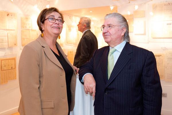 Μαργαρίτα Αντωνάκη, γενική Διευθύντρια της ΕΑΕΕ - Ευάγγελος Σπύρου