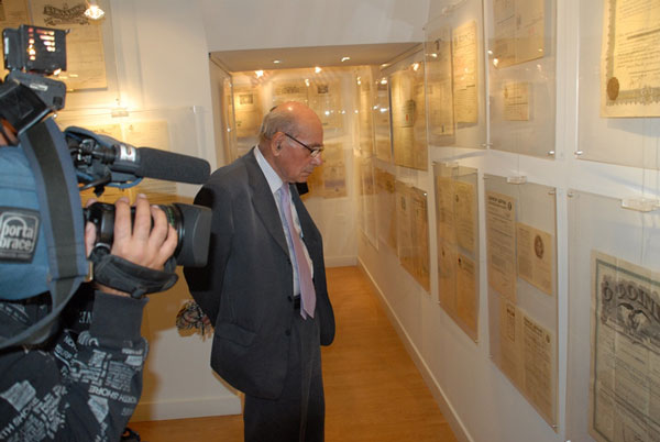 Παύλος Νισλόγλου, εκπρόσωπος Unesco Πειραιώς και Νήσων