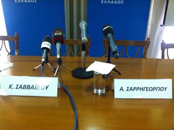 Συνέντευξη τύπου της Ένωσης Ασφαλιστικών Εταιριών Ελλάδος για τα ανασφάλιστα