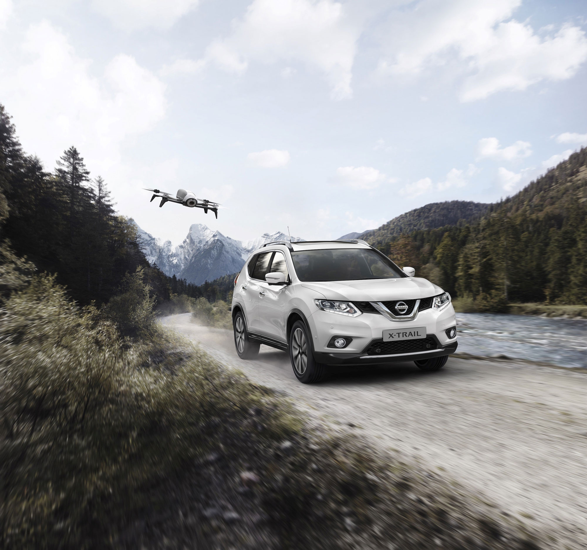 Nissan X-TRAIL X-Scape: Το high tech crossover