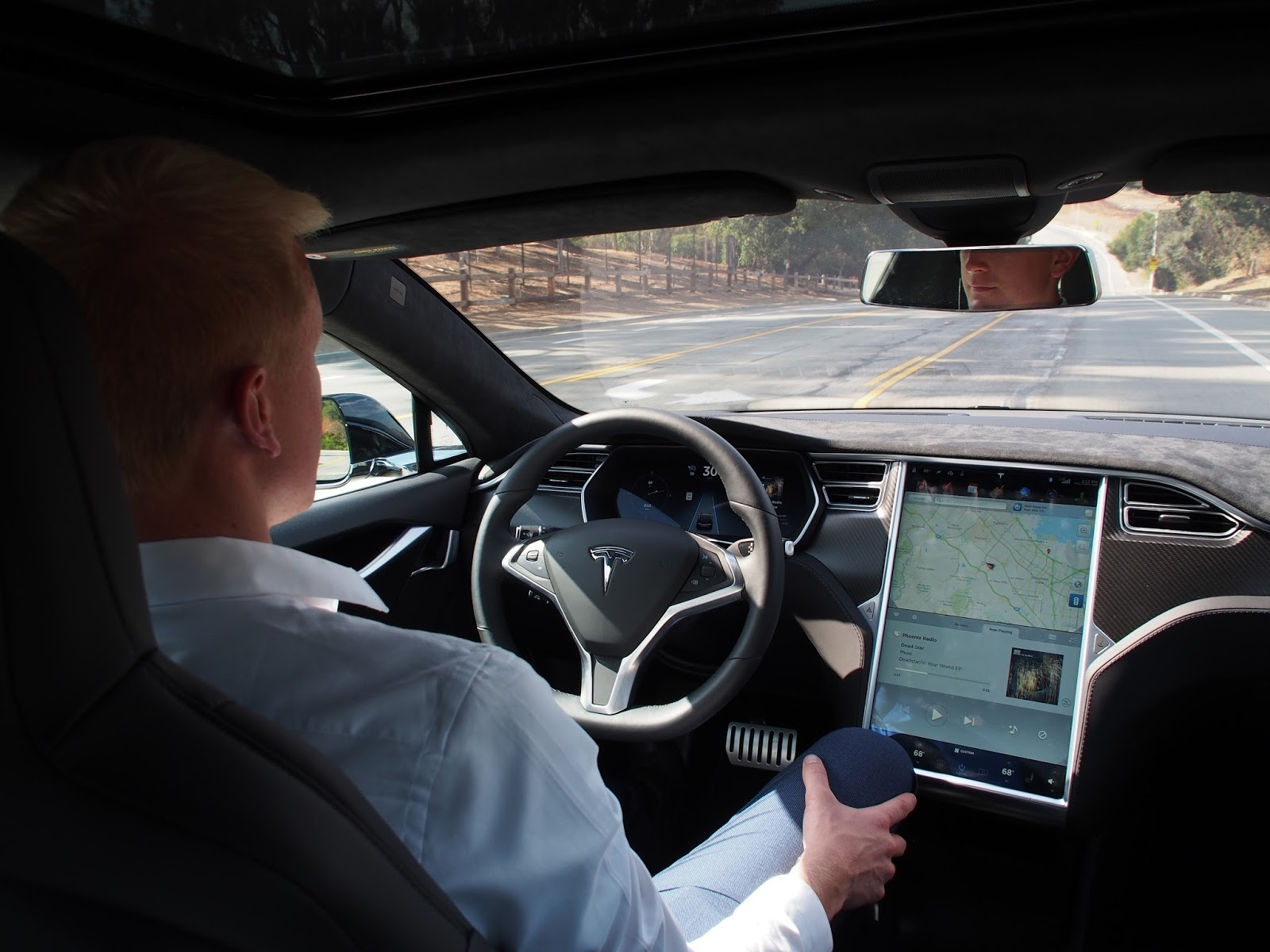 Πως ασφαλίζονται τα αυτόνομα αυτοκίνητα;