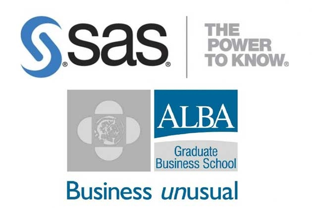 Συνεργασία της SAS με το ALBA Graduate Business School at The American College of Greece - MSc in Risk Management