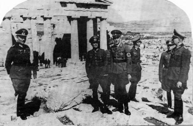 Η εγκατάσταση Επιτρόπων στην Τράπεζα Ελλάδος και η καταλήστευση των Ελλήνων το 1941-42