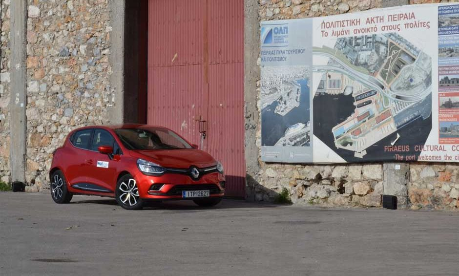 Renault Clio 0,9 TCe: Ανανεωμένο & σπιρτόζικο!