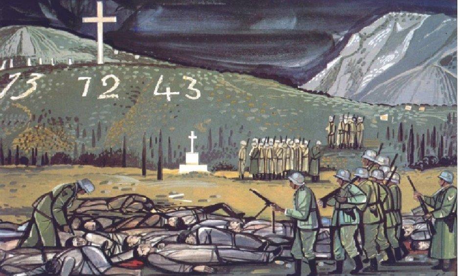 13 Δεκεμβρίου 1943: 75 χρόνια από το Ολοκαύτωμα των Καλαβρύτων