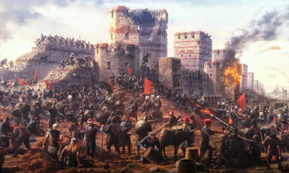29 Μαΐου 1453: «Η Πόλις εάλω»