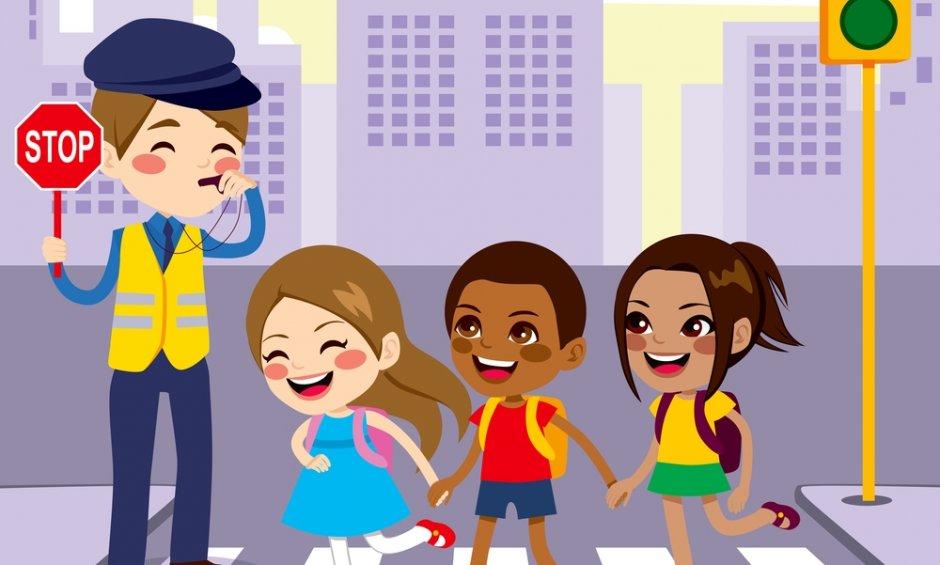 Όταν συναντήσετε σχολικό τροχονόμο σταματήστε! Κινδυνεύετε με φυλάκιση! |  Nextdeal