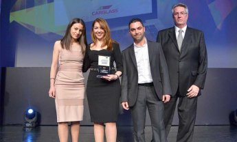 Gold Βραβείo για την Carglass® στα Sales Excellence Awards 2018