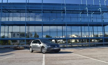 Δοκιμή Volkswagen Golf 1.4 TGI BlueMotion 110 PS CNG