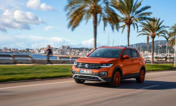 Νέο Volkswagen T-Cross: «I am Safe»