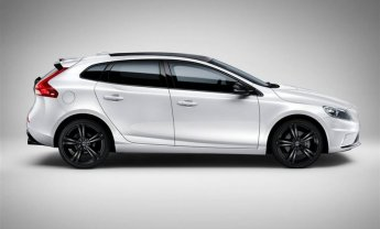 Volvo V40 Carbon: Limited Edition