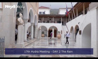 Video: 17th Hydra Meeting Day 2: The Rain