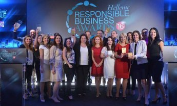 Novartis Hellas: 9 διακρίσεις στα Hellenic Responsible Business Awards 2016!